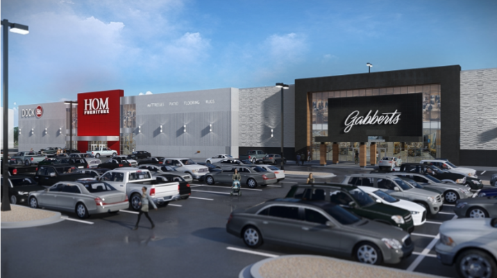 Hom Furniture To Create Flagship Location In Bloomington Mn Include Gabberts And Dock86 Brands